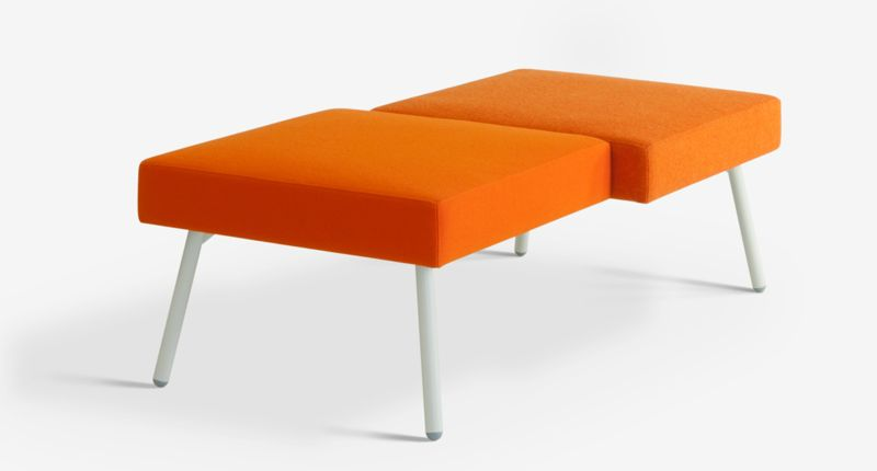 HM101 bench - two-seater