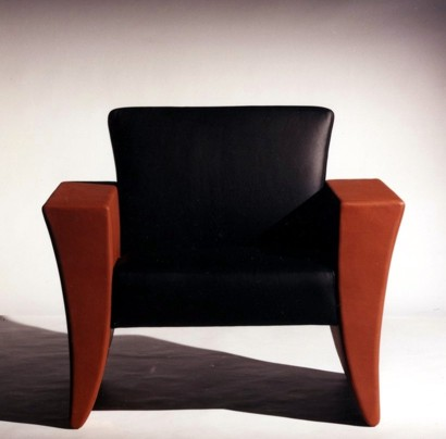Textbook's B Series armchair