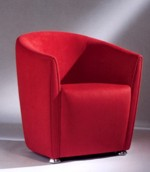 Crocus tub chairs and compact sofas