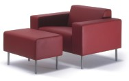 HM18 armchairs and sofas