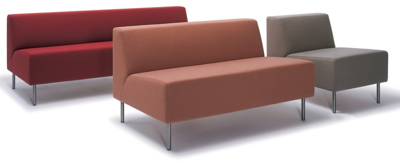 HM18 Sofas Without Arms