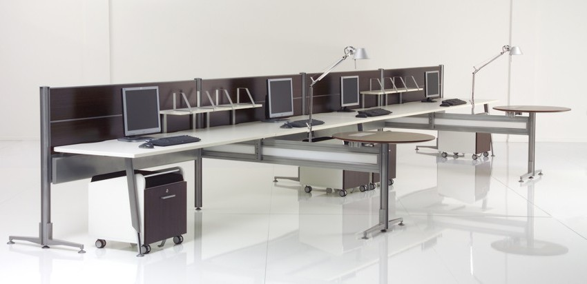Neo Evolution managerial workstations