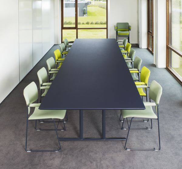 Tempest boardroom table