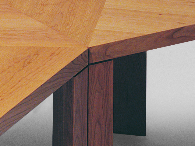Textbook furniture detail -beautiful and useful