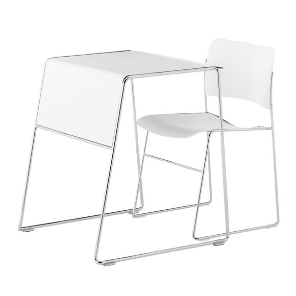 Tutor table with 40/4 chair