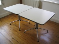 Second-hand tables