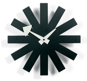 Asterisk clocks