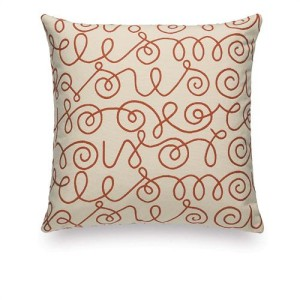 Cushion swirl