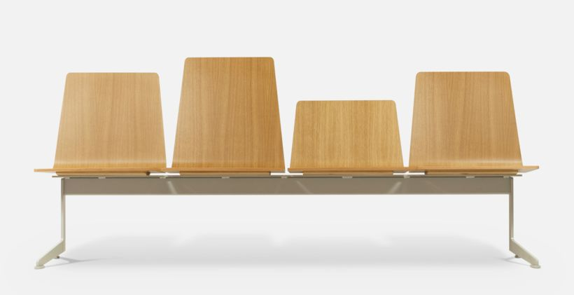 HM213 beam seating in veneer