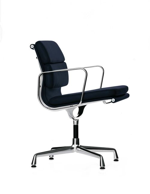 Soft Pad Group, low back conference chair