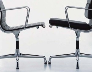 Eames' Aluminium and Soft Pad Group