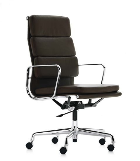 Soft Pad Group, high back work chair