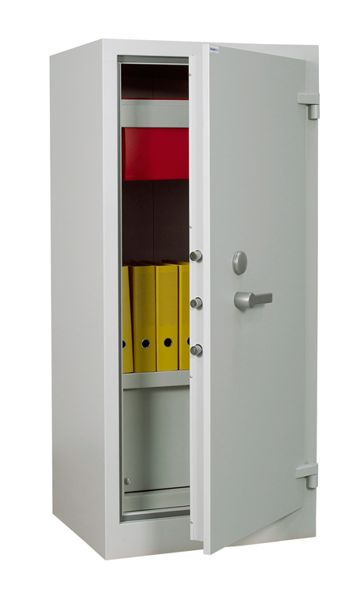 Archive secure cabinet
