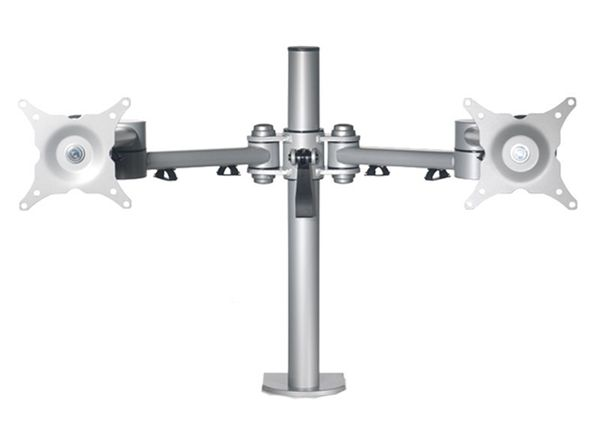 Vision double monitor arm