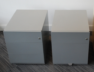 Second-hand personal storage