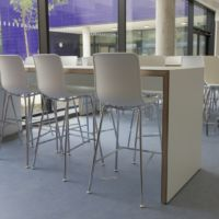 Top quality elegant furniture offers interesting alternative use of space