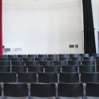 High capacity lecture theatre