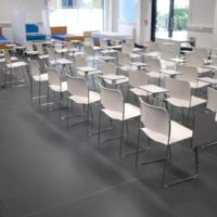 Fully equipped health and safety training room