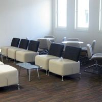 Warmly welcome and comfortably accomodate your clients and suppliers